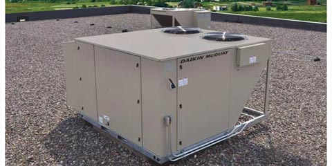Roof Top Rebel da Daikin (Foto: Daikin McQuay
