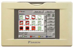 iTouch Manager - Daikin