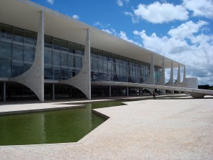 Palácio do Planalto com falha no AC