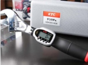 Chave de torque Digital KTC Japan