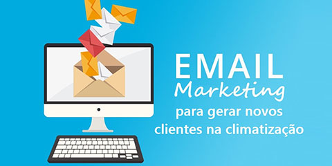 email marketing climatização
