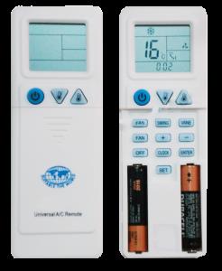 controle remoto universal para ar-condicionado