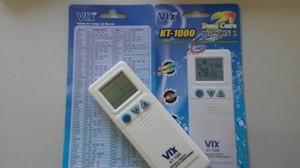 Embalagem do controle universal para ar-condicionado