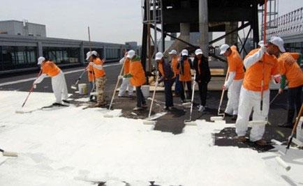 Nova York aposta em telhados brancos contra aquecimento global (Foto: Divulgação/BBC)