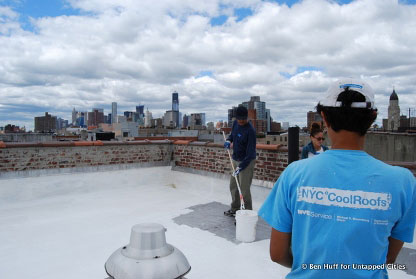 Cool Roofs NYC