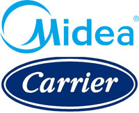 logo Midea Carrier