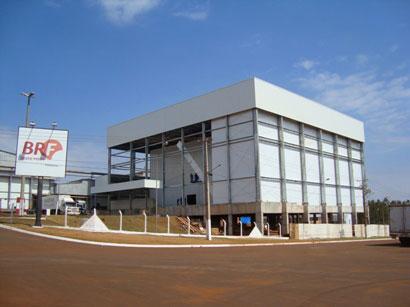 Câmara Frigorifica Brasil Foods