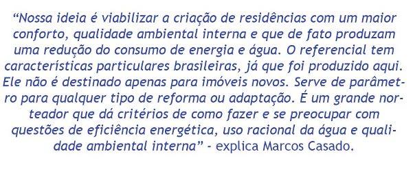 fala do Palestrante Marcos Casado