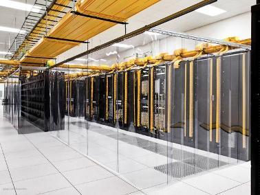Sistema de Climatização Data Center Google