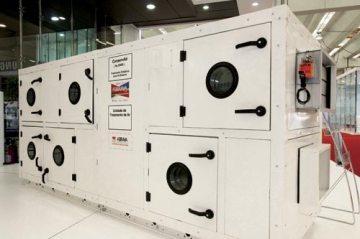 Cubo entálpico é desenvolvido para a climatização de hospitais