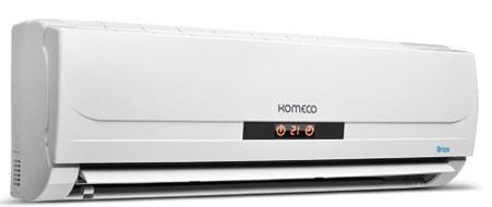 Komeco aposta em condicionadores de ar para classes em ascensão