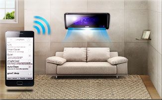Conexão Wi-Fi Samsung Mont Blanc Plus