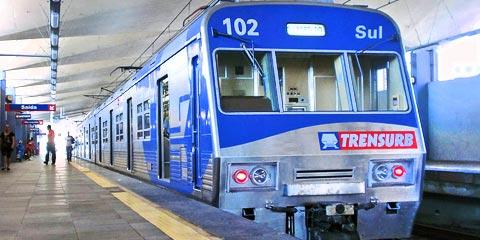 Trensurb abre licitação para climatização de trens