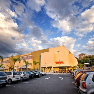 Shopping Total, de Porto Alegre (RS)
