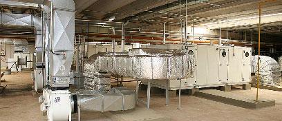 Salas limpas e o sistema de climatização