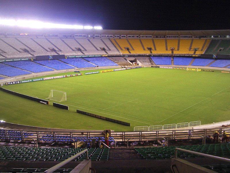 Estádio Maracanã, Rio de Janeiro