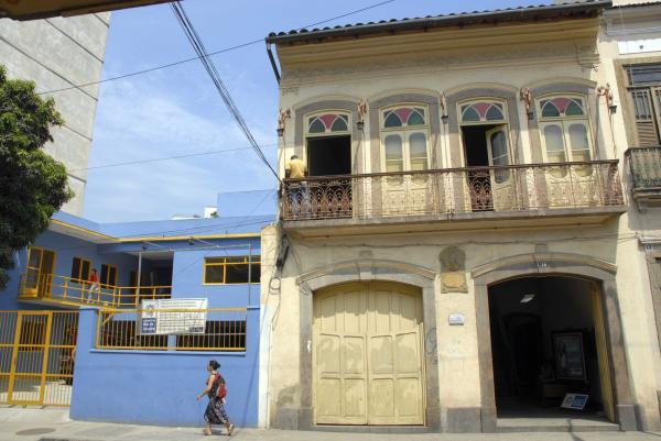 Escola de Teatro Martins Pena
