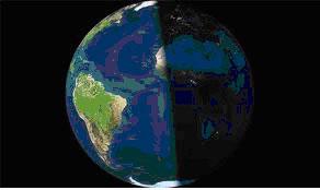 Climatização na Terra