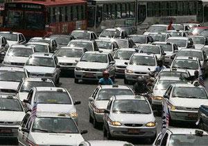 Taxistas divididos