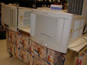 Vendas de ar condicionado