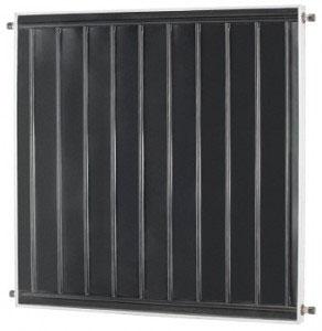 coletor solar - Komeco