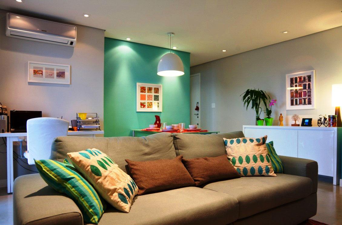 Pré-instalação e esperas de ar-condicionado para novos imóveis