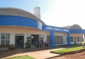 Hospital Municipal Santo Antonio
