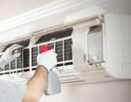 Limpeza ar-condicionado