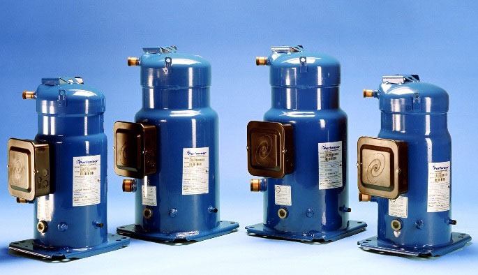 Compressores Danfoss