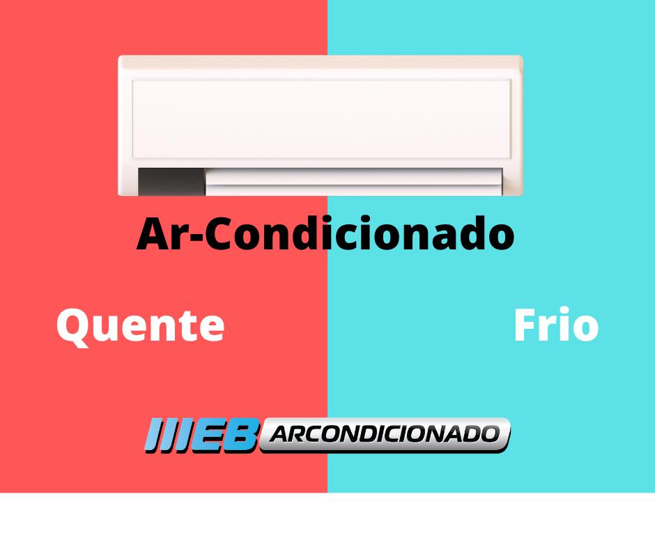 ar-condicionado quente frio