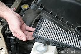 automóveis com filtro
