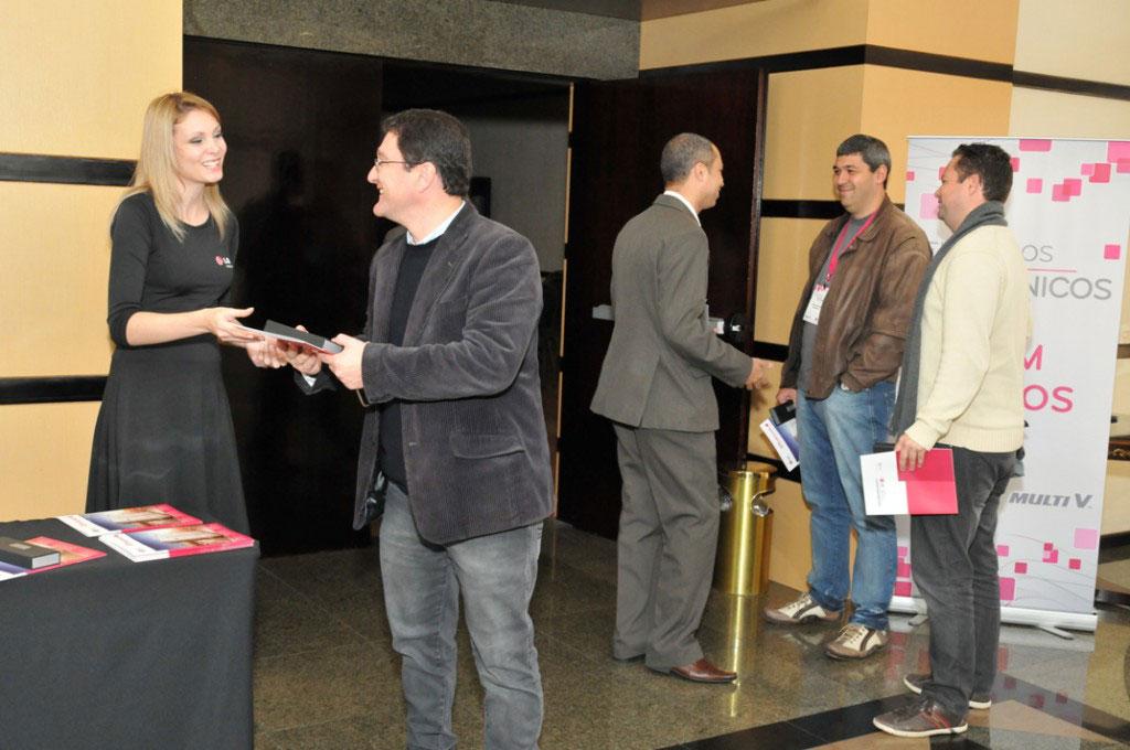 Participantes do Seminário Técnico - Cred. Divulgação LG