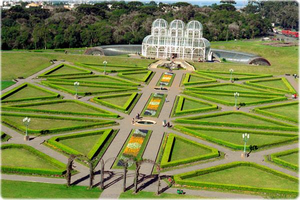 Jardim Botânico - Curitiba Paraná