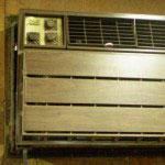 Ar-condicionado antigo