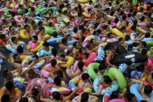 China enfrenta calor crítico