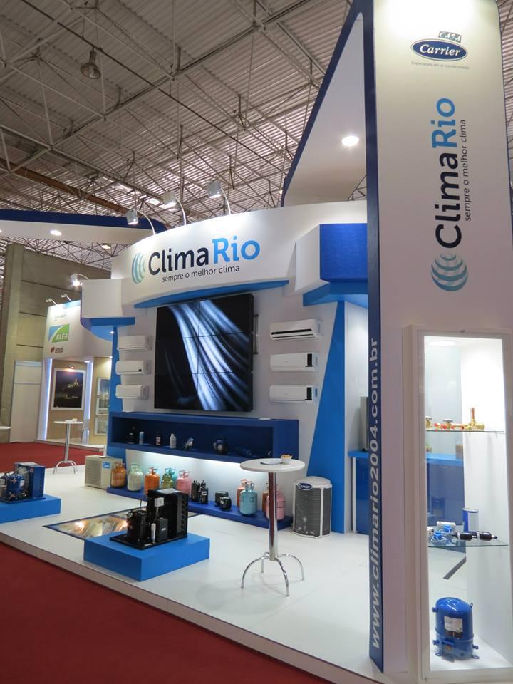 Estande Clima Rio Febrava 2013 - Créd. divulgação Clima Rio