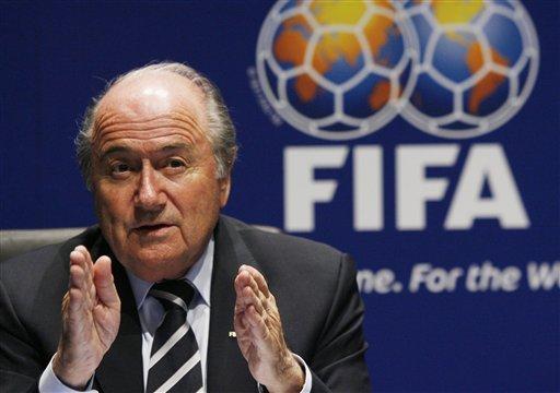 Joseph Blatter - Presidente da FIFA