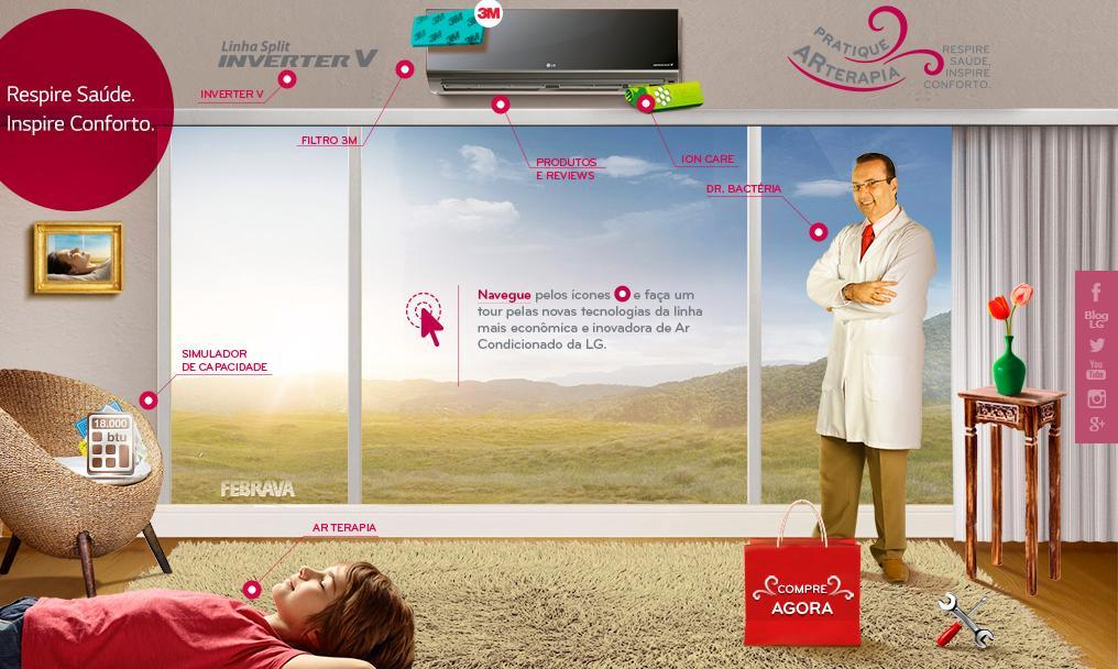 "Banner campanha ""Pratique Arterapia"""
