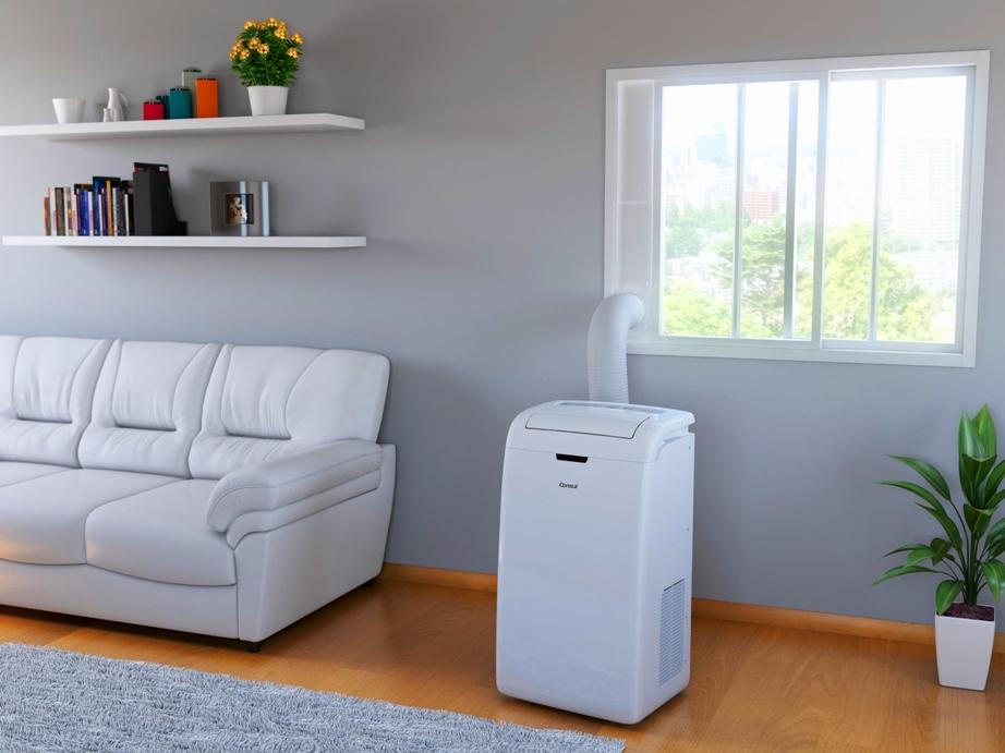 qual ar-condicionado portátil mais econômico
