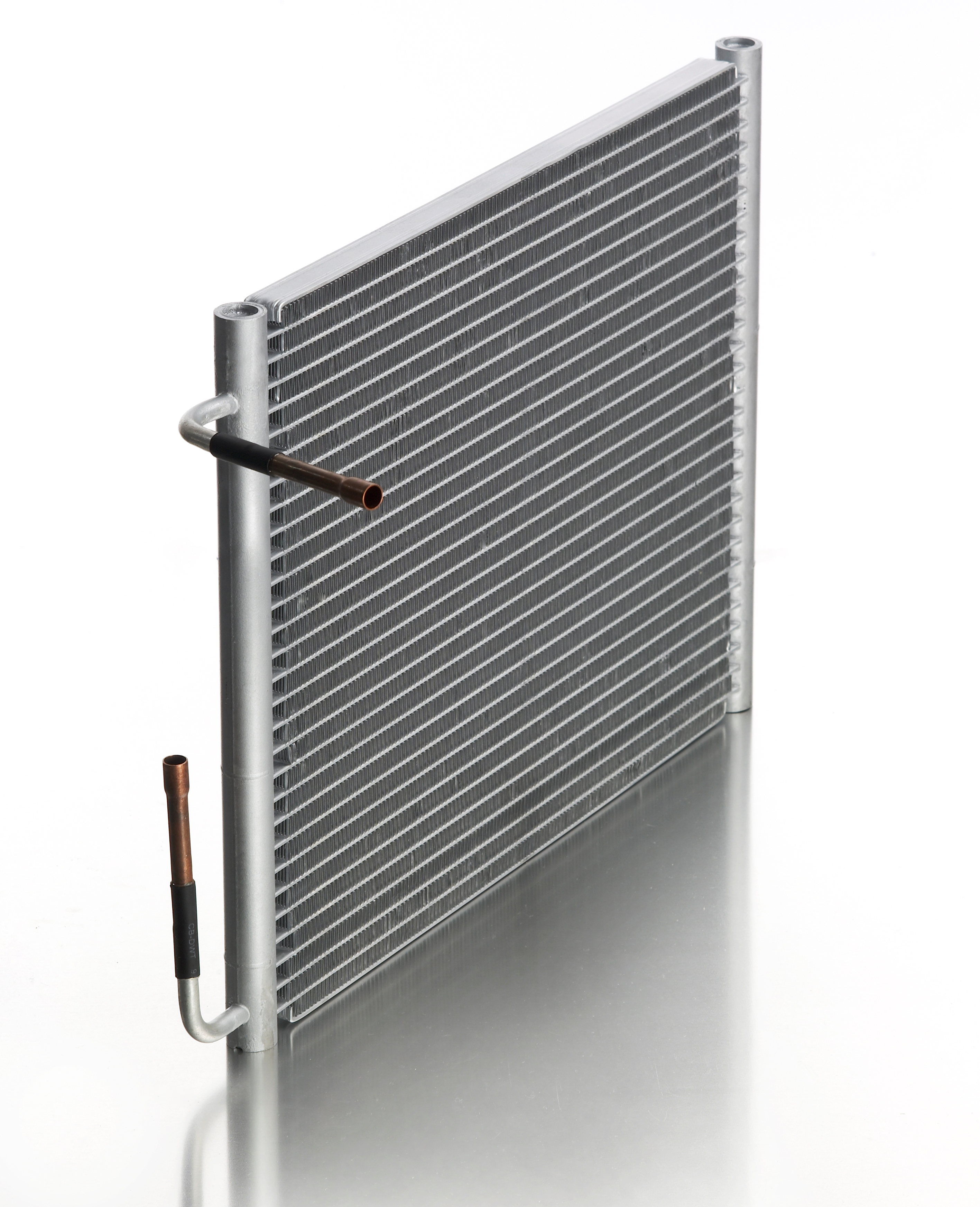 Condensador microcanal. Créd. Danfoss
