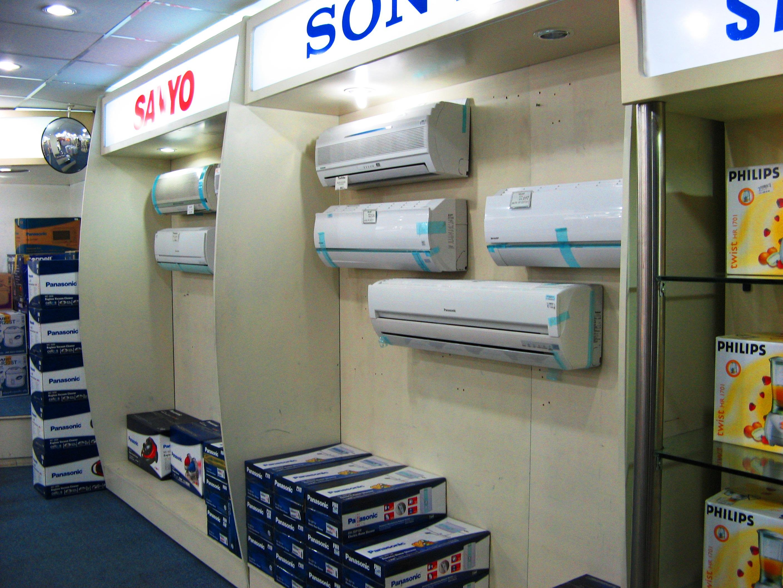 Ar Condicionado em Free Shops