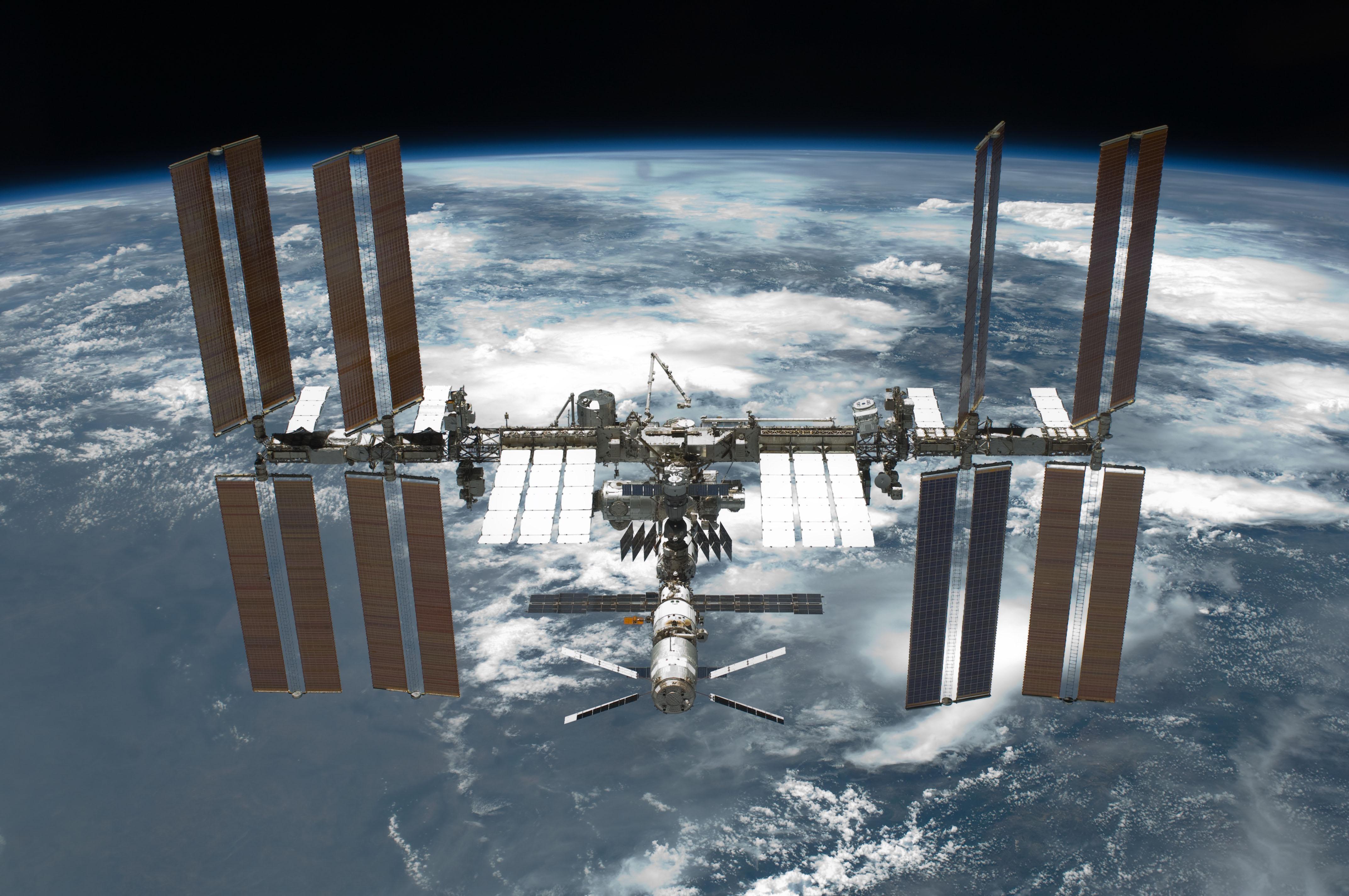 Estação Espacial Internacional - ISS