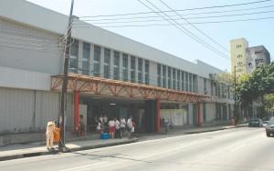 Hospital Miguel Couto. Foto: Nelson Duarte