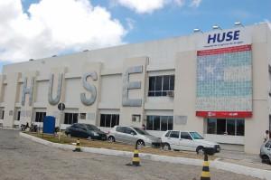 Hospital de Urgências de Sergipe (Huse).
