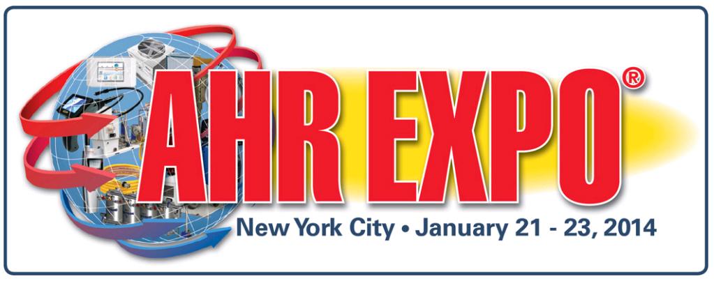 Logo AHR Expo