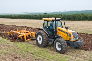 Ar condicionado em máquinas agrícolas. Foto: Valtra