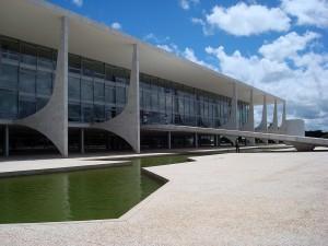 Palácio do Planalto com falha no AC