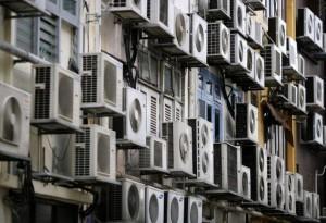Reforma de edificações tem novas regras, incluindo a instalação ar-condicionado