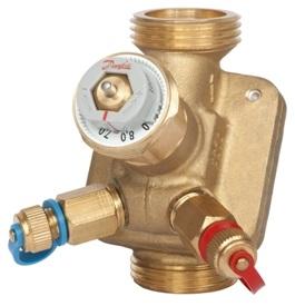 AB-QM, válvula de controle de pressão