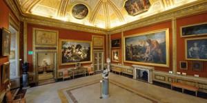 Galeria Borghese, em Roma